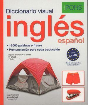 Diccionario visual inglés español