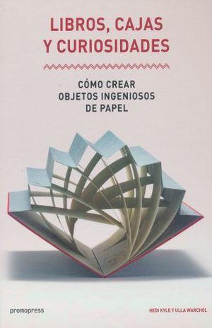 LIBROS, CAJAS Y CURIOSIDADES / PD.