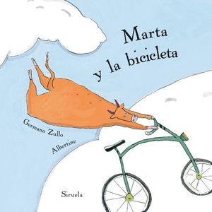 MARTA Y LA BICICLETA / PD.