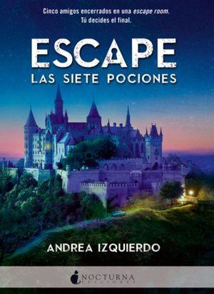 Escape. Las siete pociones