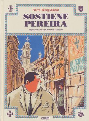SOSTIENE PEREIRA. SEGUN LA NOVELA DE ANTONIO TABUCCHI / PD.