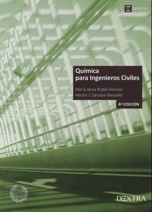 Química para ingenieros civiles / 4 ed.