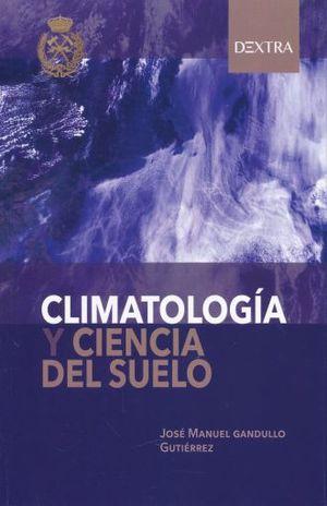 CLIMATOLOGIA Y CIENCIA DEL SUELO