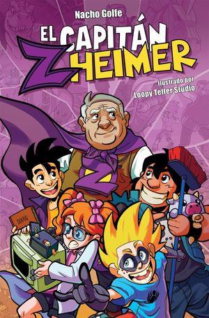 El capitán Zheimer / vol. 1 / 8 ed.