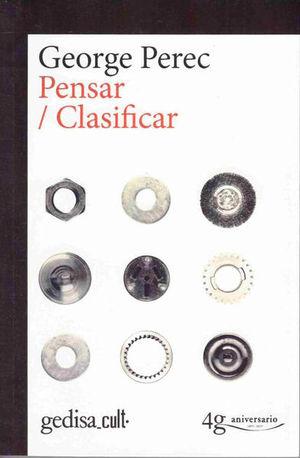 PENSAR / CLASIFICAR