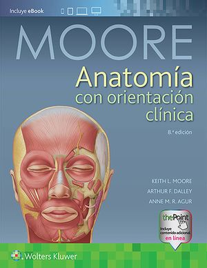 ANATOMIA CON ORIENTACION CLINICA / 8 ED.