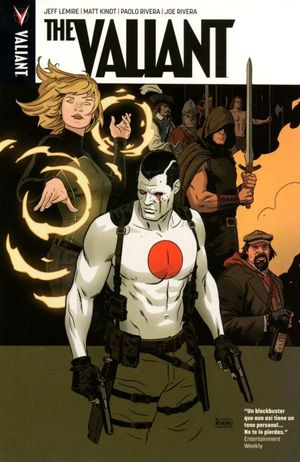 THE VALIANT / 2 ED. (CAP. 1 - 4)