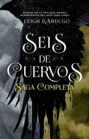 Paquete saga Seis cuervos / Pd.