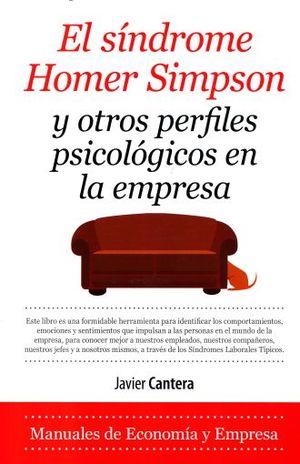 SINDROME HOMER SIMPSON Y OTROS PERFILES PSICOLOGICOS EN LA EMPRESA, EL