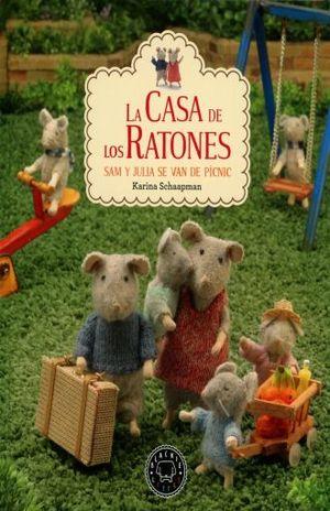 CASA DE LOS RATONES, LA. SAM Y JULIA SE VAN DE PICNIC / PD.