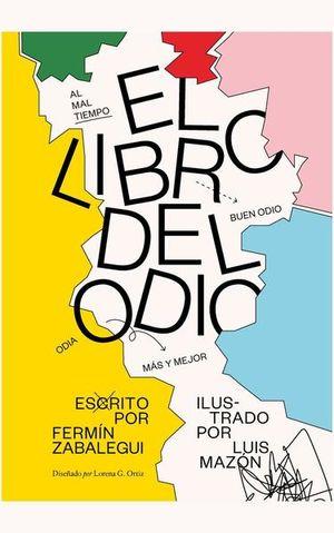 LIBRO DEL ODIO, EL / PD.