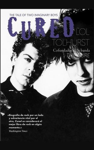CURED. THE TALE OF TWO IMAGINARY BOYS / PD. (+EBOOK)