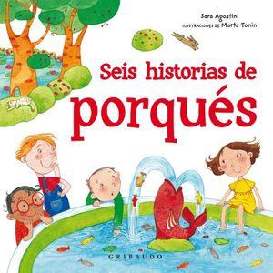 SEIS HISTORIAS DE PORQUES / PD.