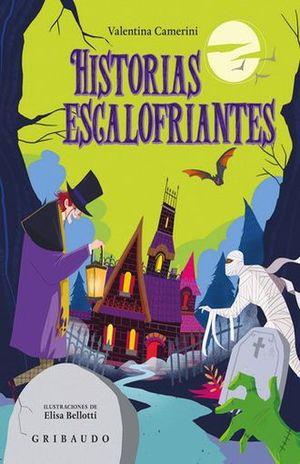 HISTORIAS ESCALOFRIANTES / PD.