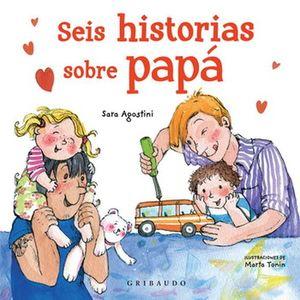 SEIS HISTORIAS SOBRE PAPA / PD.