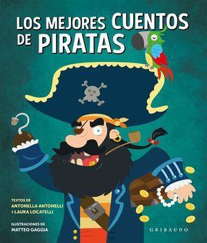 Los mejores cuentos de piratas / pd.