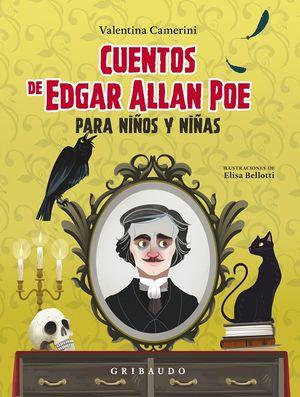 Cuentos de Edgar Allan Poe para niños y niñas / pd.