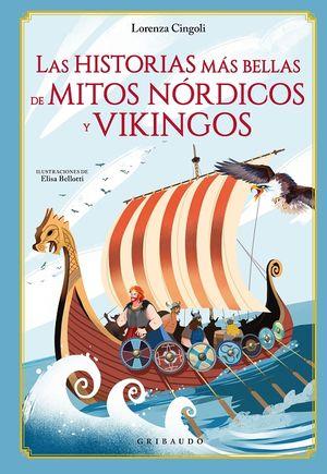 Las historias más bellas de mitos nórdicos y vikingos / pd.
