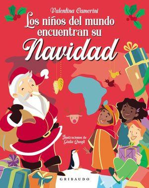 Los niños del mundo encuentran su Navidad / pd.