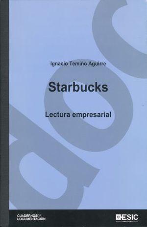 STARBUCKS. LECTURA EMPRESARIAL
