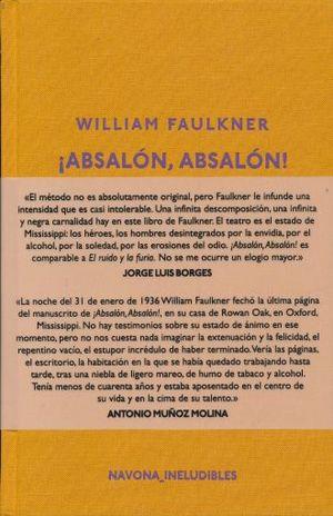 ABSALON ABSALON / PD.