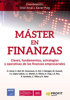 Máster en finanzas
