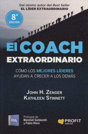 COACH EXTRAORDINARIO, EL / 8 ED.