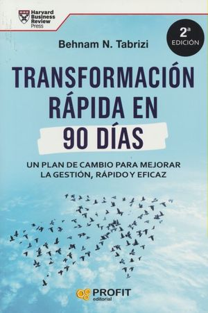 TRANSFORMACION RAPIDA EN 90 DIAS / 2ED.