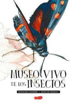 Museo vivo de los insectos / pd.