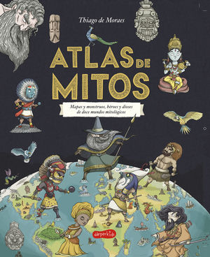 Atlas de mitos / 4 ed. / pd.