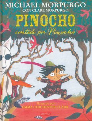 Pinocho contado por Pinocho / Pd.