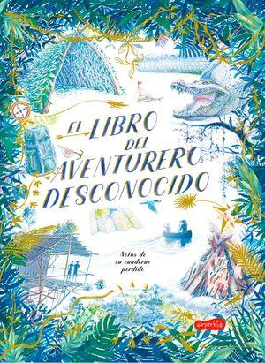 El libro del aventurero desconocido / pd.