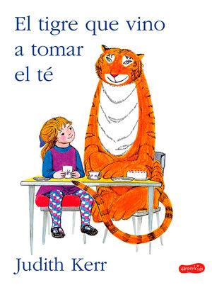 El tigre que vino a tomar el té / pd.