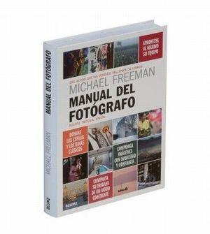 MANUAL DEL FOTOGRAFO. EQUIPO TECNICA VISION