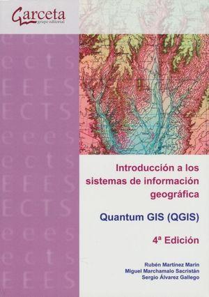 Introducción a los sistemas de información geográfica