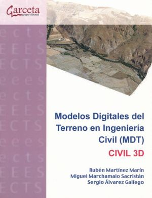 Modelos digitales del terreno en ingeniería civil (MDT)