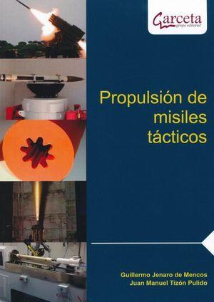 Propulsión de misiles tácticos