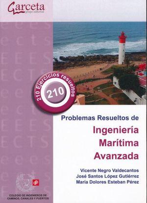 Problemas resueltos de ingeniería marítima avanzada