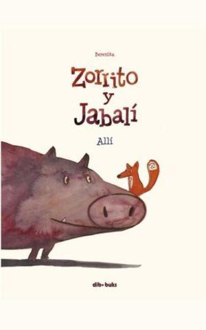 Zorrito y jabalí