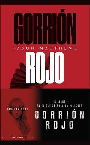 GORRION ROJO