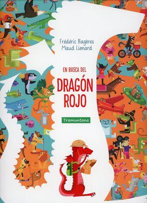 En busca del dragón rojo / pd.