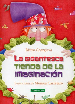 La gigantesca tienda de la imaginación / pd.