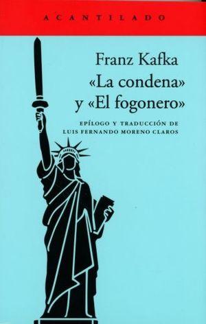 CONDENA EL FOGONERO, LA