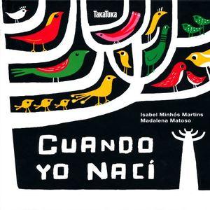 CUANDO YO NACI / PD.