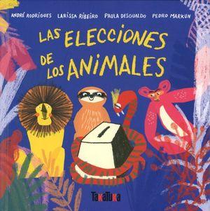 Las elecciones de los animales / Pd.