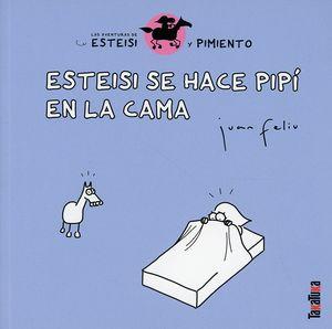 Esteisi se hace pipí en la cama / Vol. 2