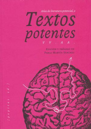 Textos potentes. Atlas de literatura potencial / vol. 2