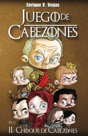 JUEGO DE CABEZONES 2. CHOQUE DE CABEZONES