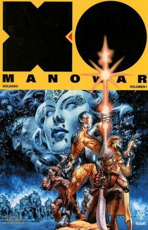 X - O MANOWAR. SOLDADO #1