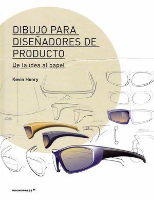 Dibujo para diseñadores de producto / 2 ed. / pd.